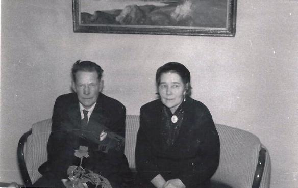 arni og Dedda